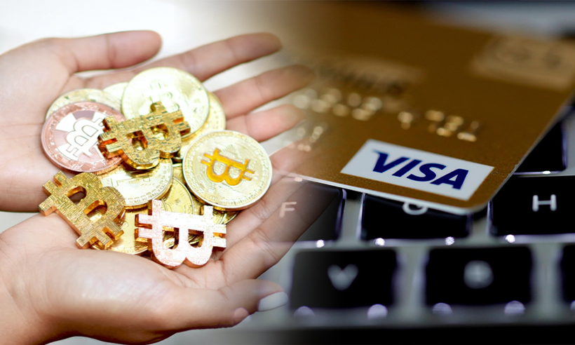 Use of Crypto-Linked Cards Exceeds $1B in the First Half of 2021-Visa
