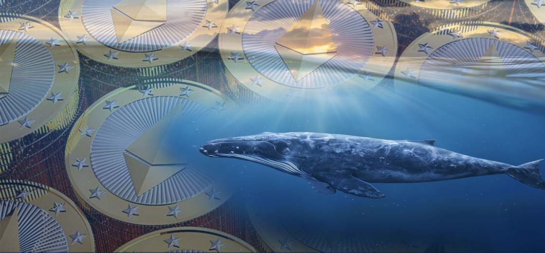 Whales Offload Significant Ethereum Holdings from Crypto Exchanges