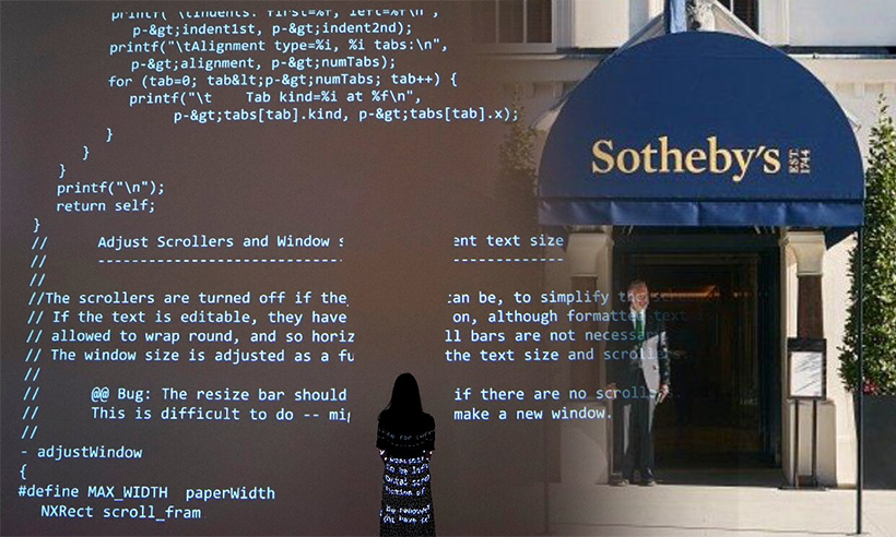 World Wide Web Source Code Sold as NFT for $5.4M at Sotheby's