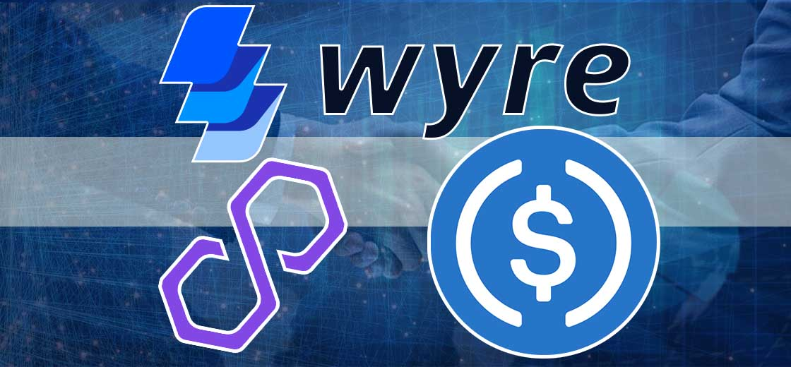 Wyre Collaborates With Polygon To Provide USDC To Customers