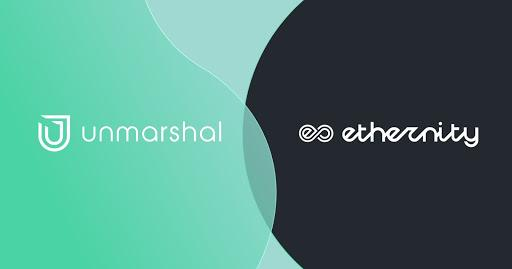 Unmarshal Forms Strategic Partnership with Ethernity Chain to Elevate NFT Space