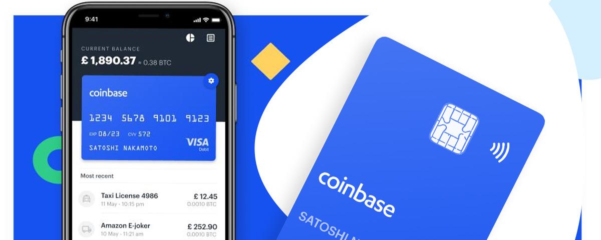 Coinbase Debit Card