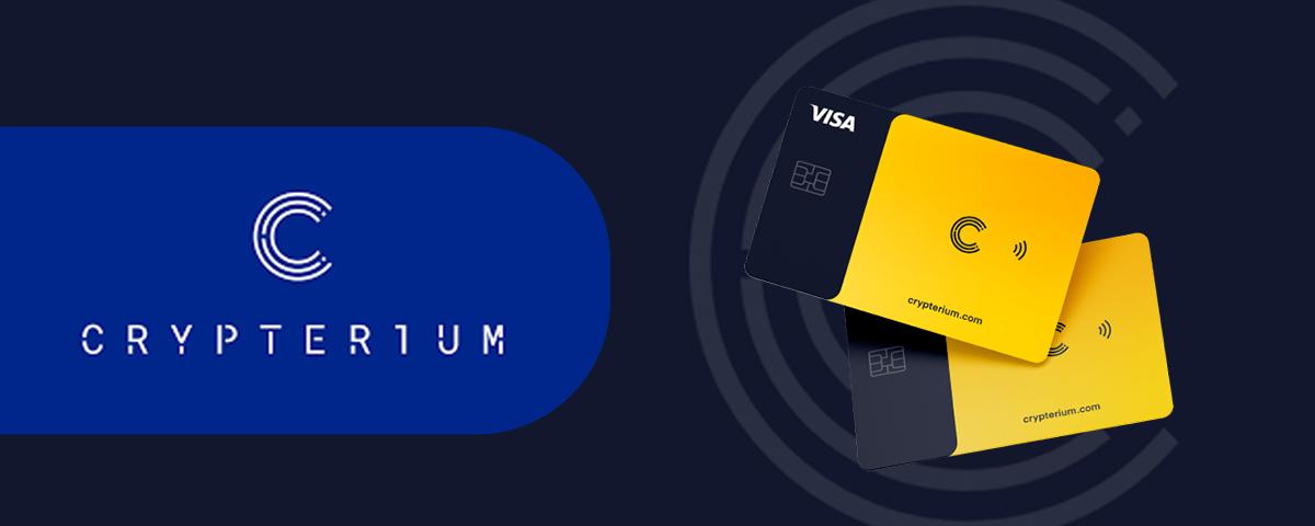 Crypterium Bitcoin Card