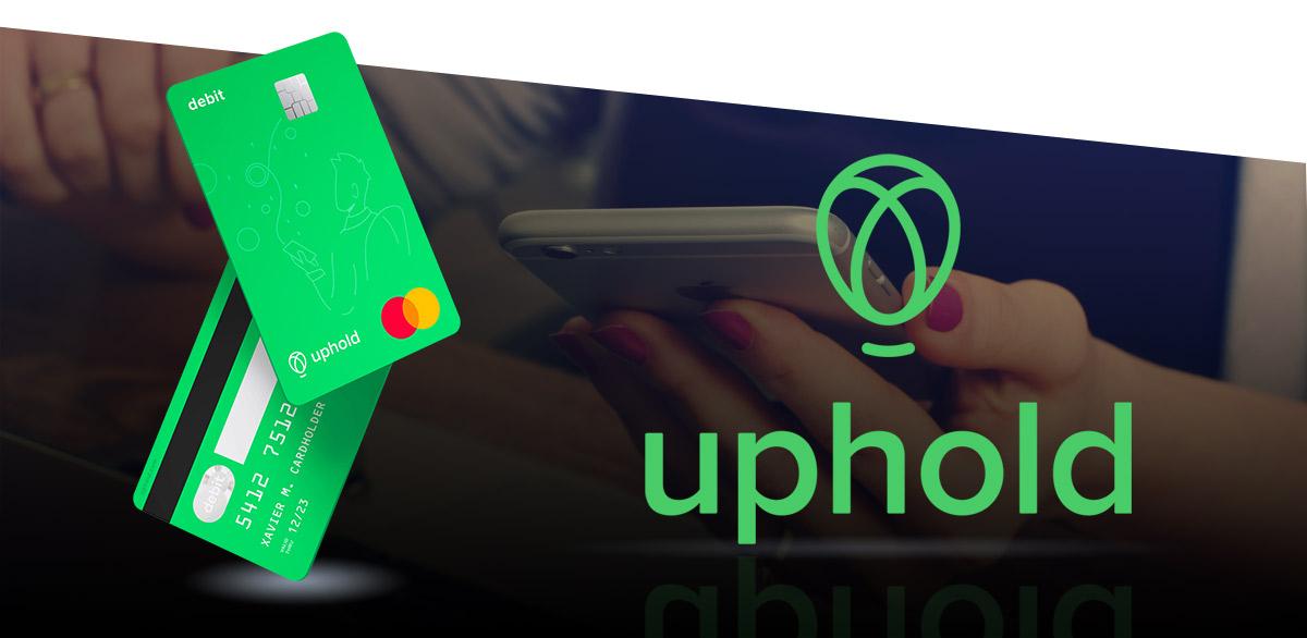 Uphold Debit Card