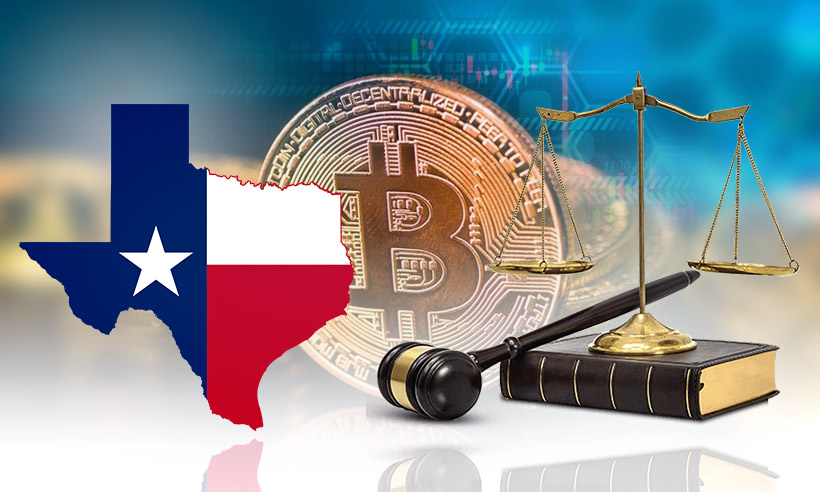 Cryptocurrency Is Now Legal Under Business Law in Texas