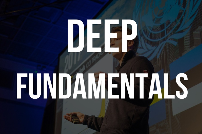 Blockchain Deep Fundamentals
