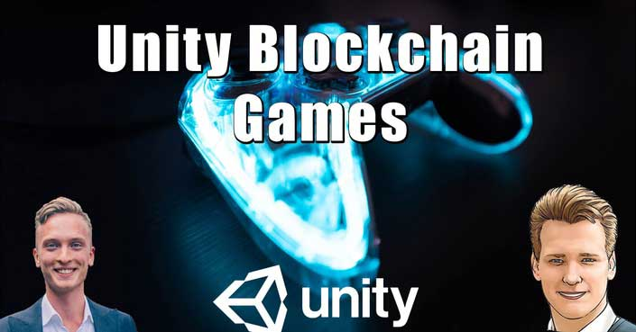 Unity Blockchain Game Development 101