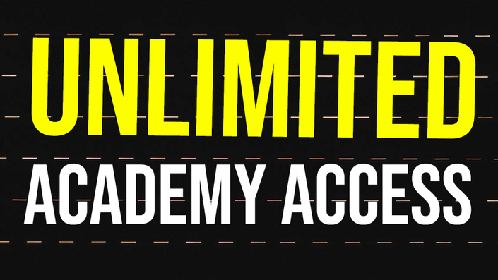 Unlimited Academy Access