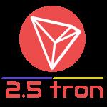 2 5 tron