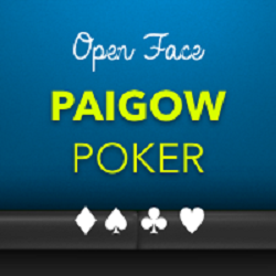 Open Face PaiGow Poker