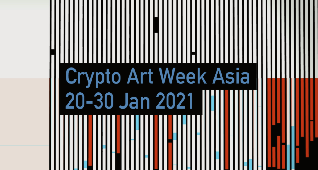Crypto Art Week Asia