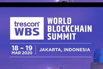 Jakarta World blockchain Summit