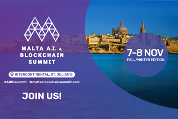 Malta AI and Blockchain Summit 2019