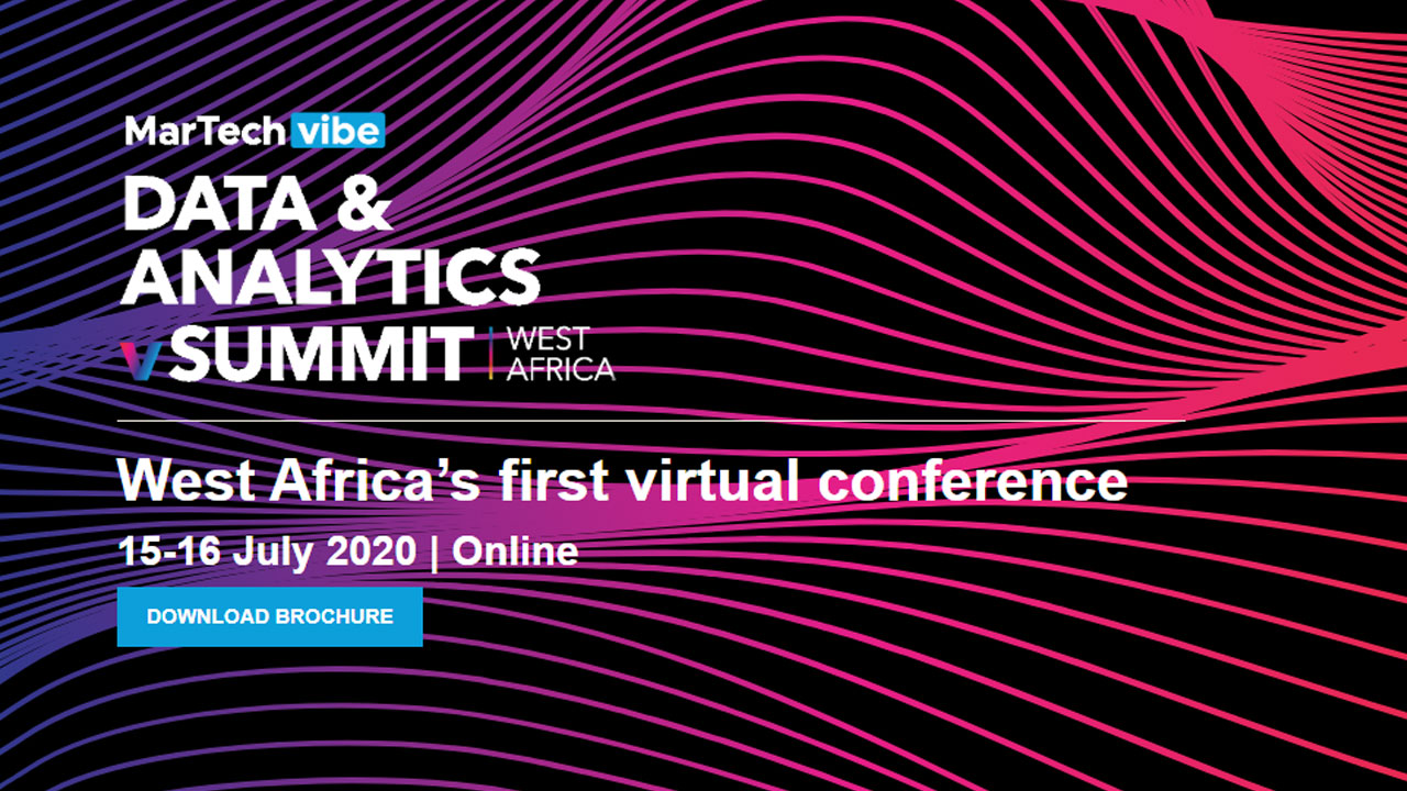 VIRTUAL Data Analytics Summit West Africa