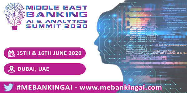 3rd Middle East Banking AI Analytics Summit 2020