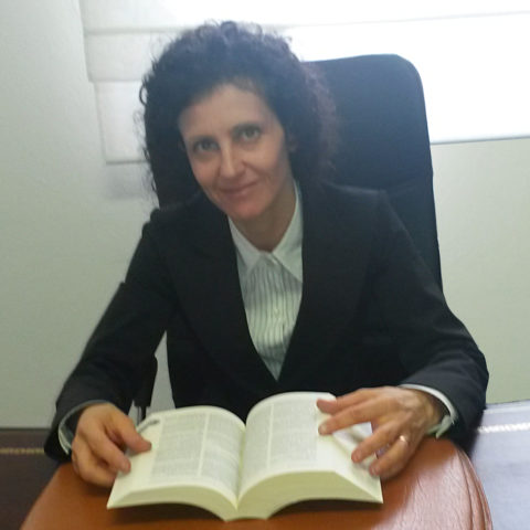 Giovanna Signore, Lawyer