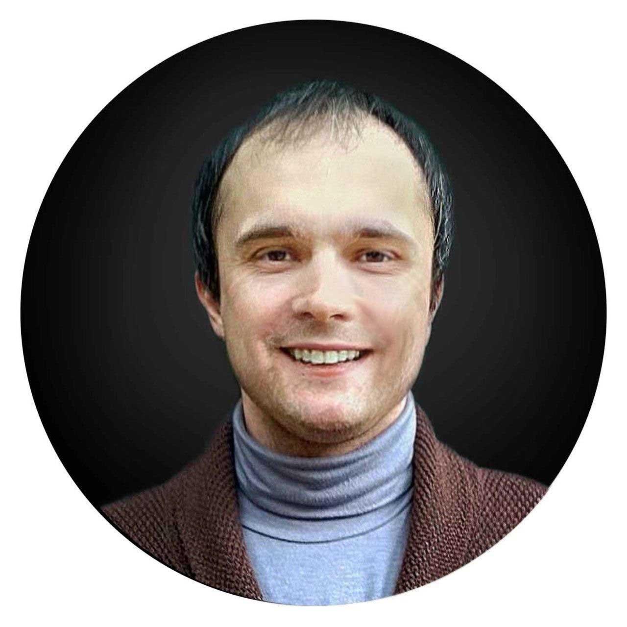 Dmitry Zimin