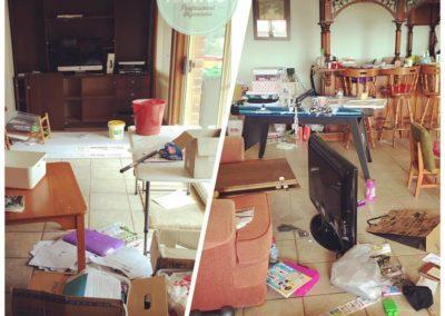 """""""Before"""" photo of a huge rumpus room"""