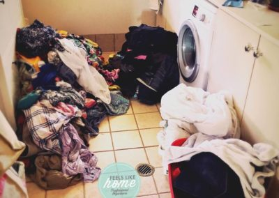 """Before"" Laundry"