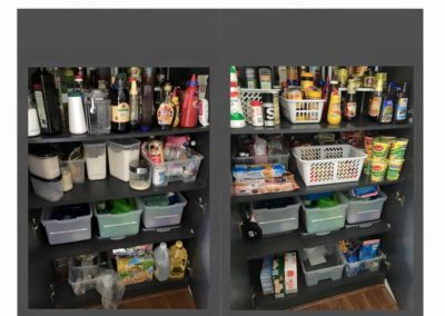 Organised Pantry