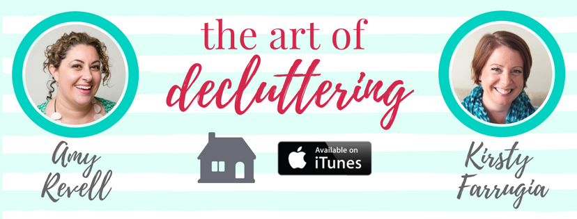 The Art of Decluttering Podcast
