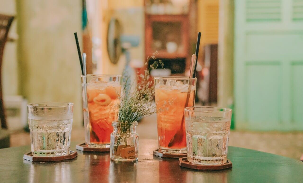 water drinks