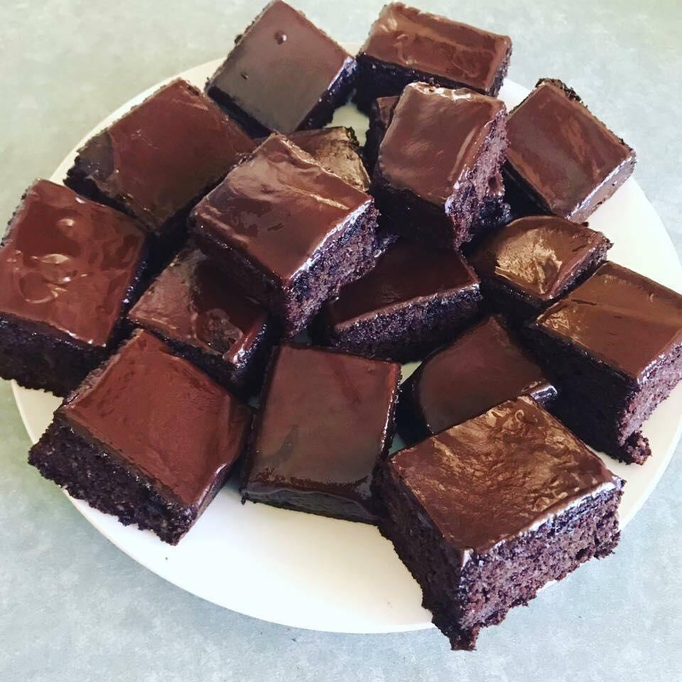 Healthy Chocolate Cake Recipe Made With Zucchini