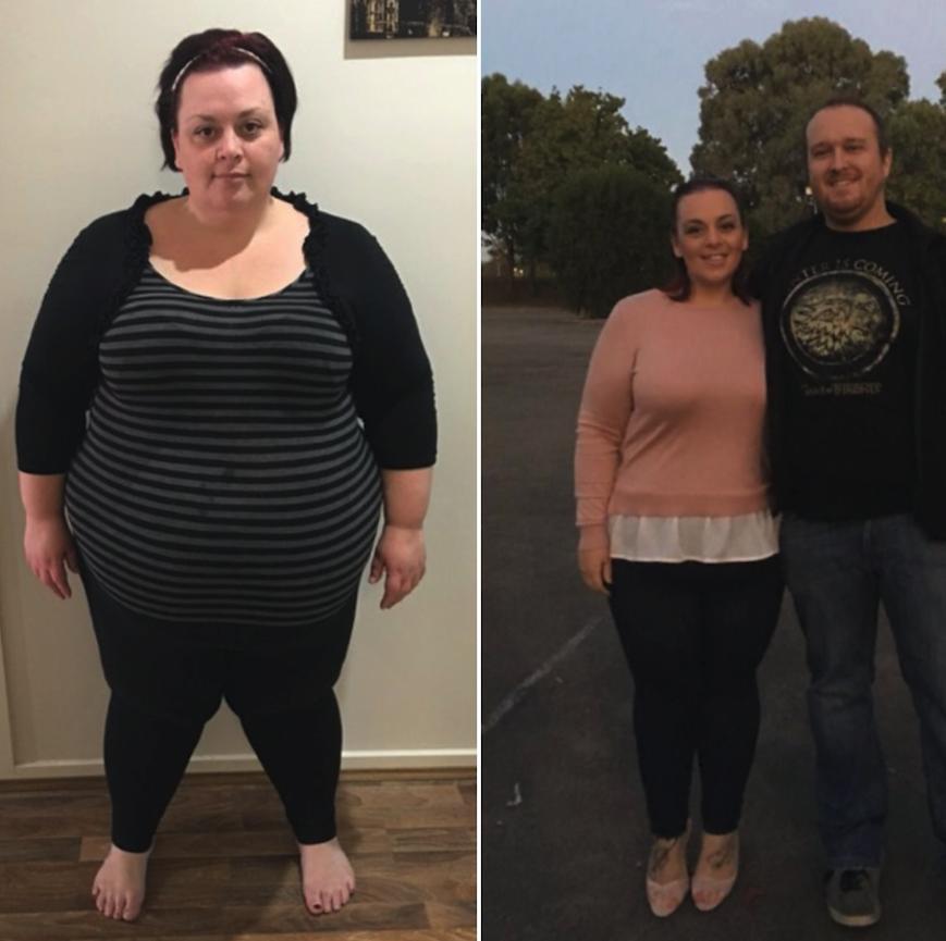 Rachel cody transformation