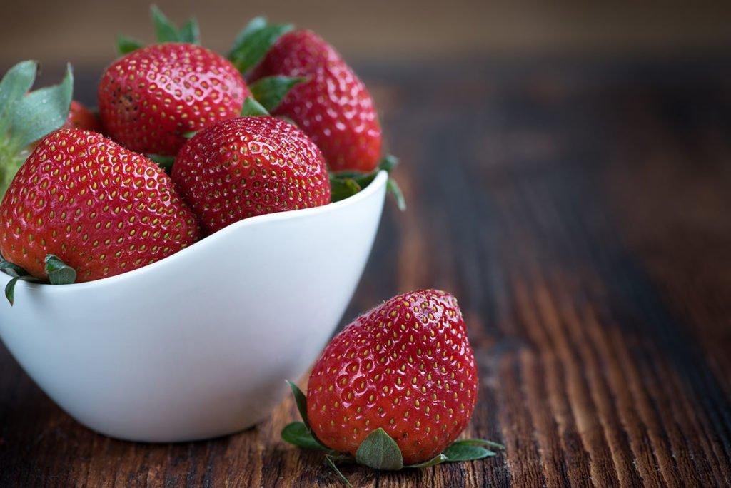 strawberry recall