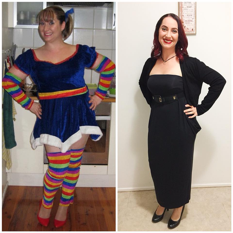Libby Butler transformation learn