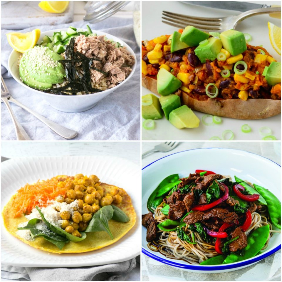 country food weight loss
