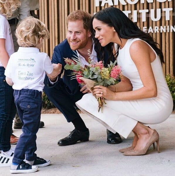 Meghan and harry baby name