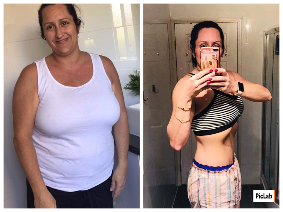 melanie bell before and after transformation