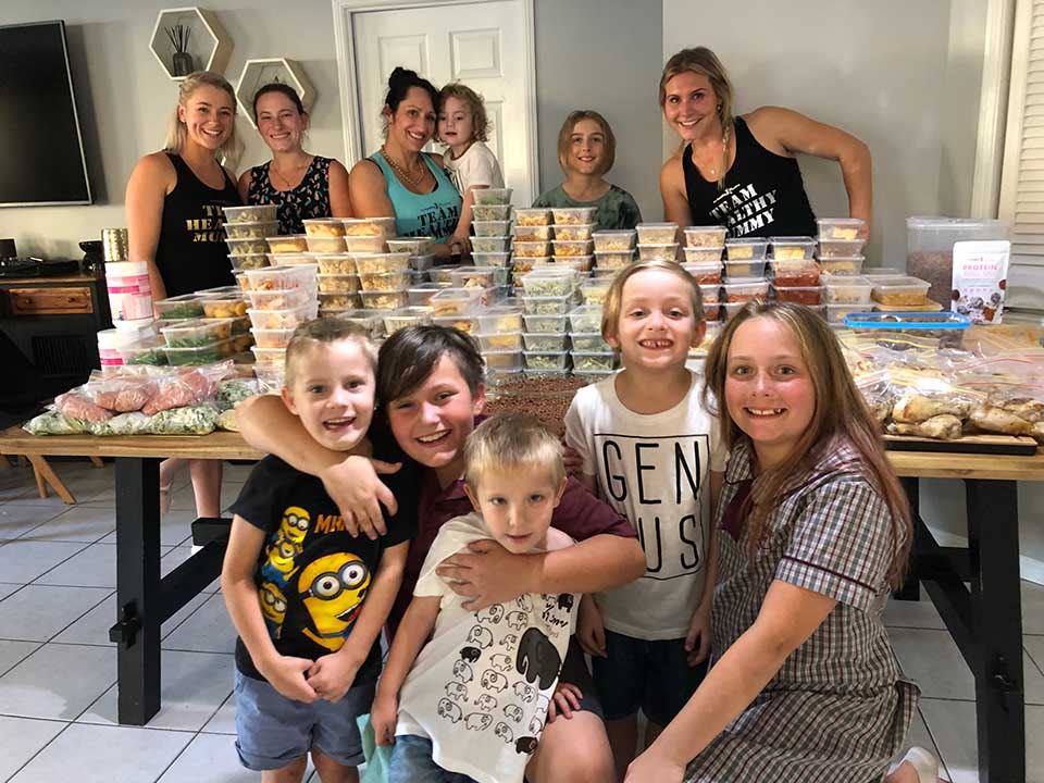 meal prep queens mel bell family meals
