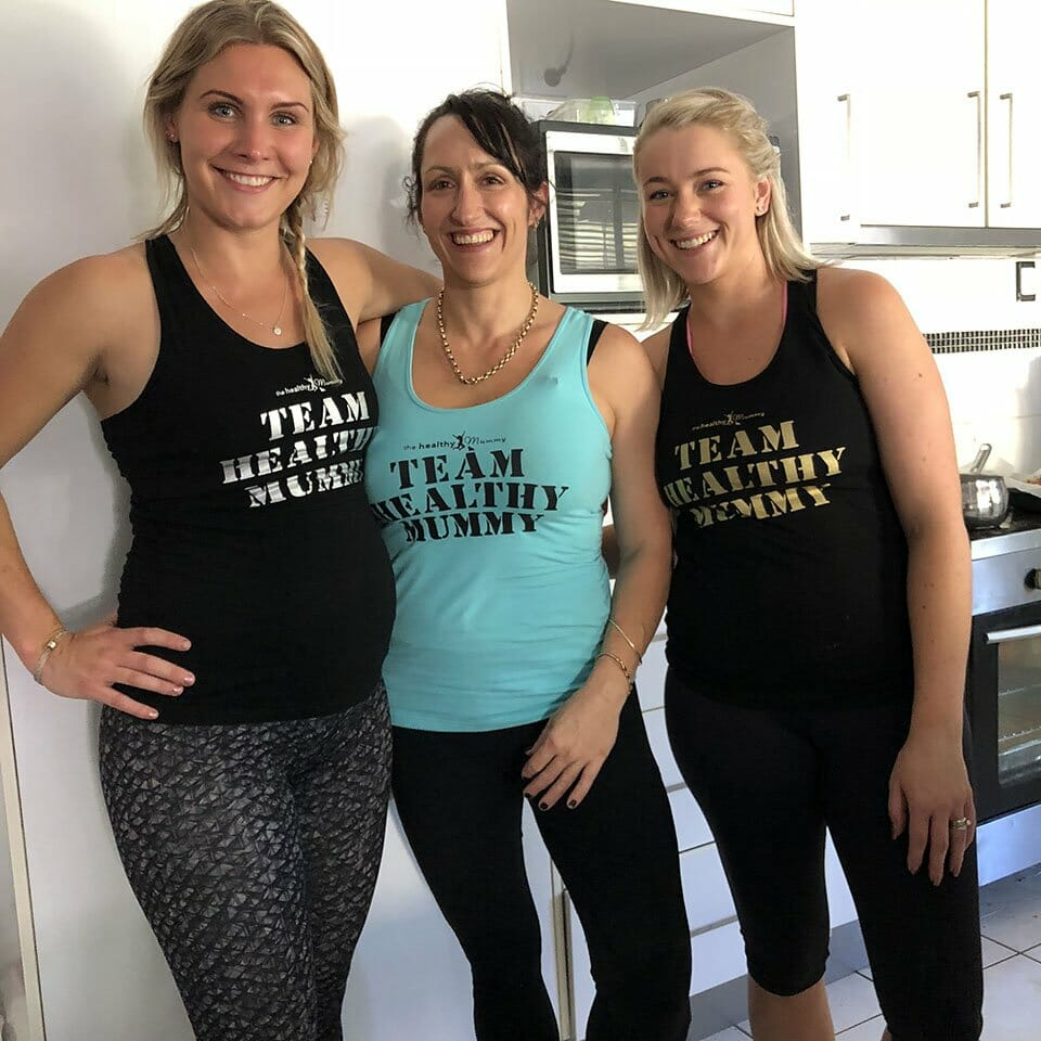 meal prep queens and mel bell