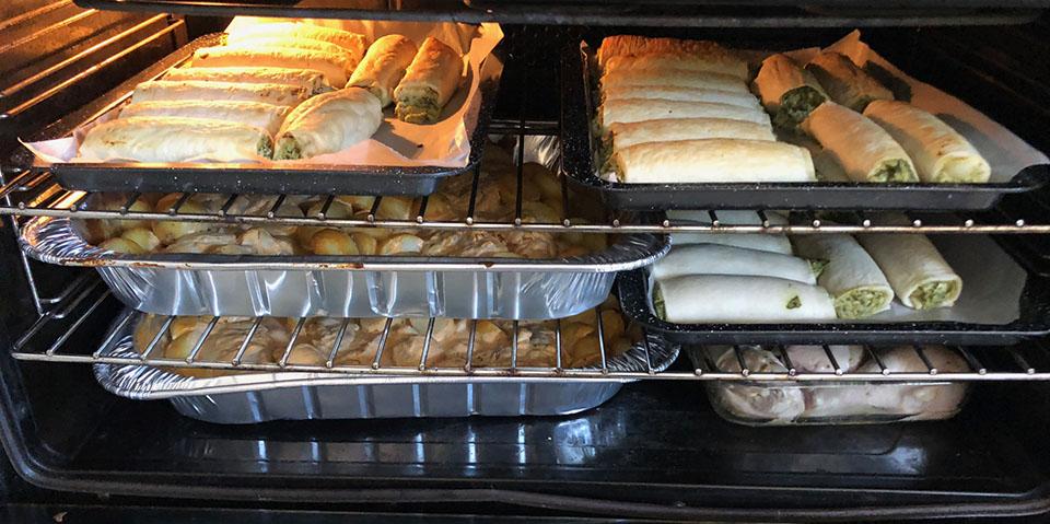 meal prep queens mel bell ricotta rolls