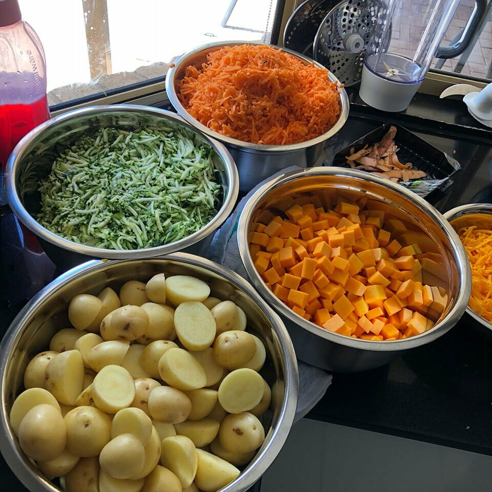 meal prep queens tips working mums extra serves