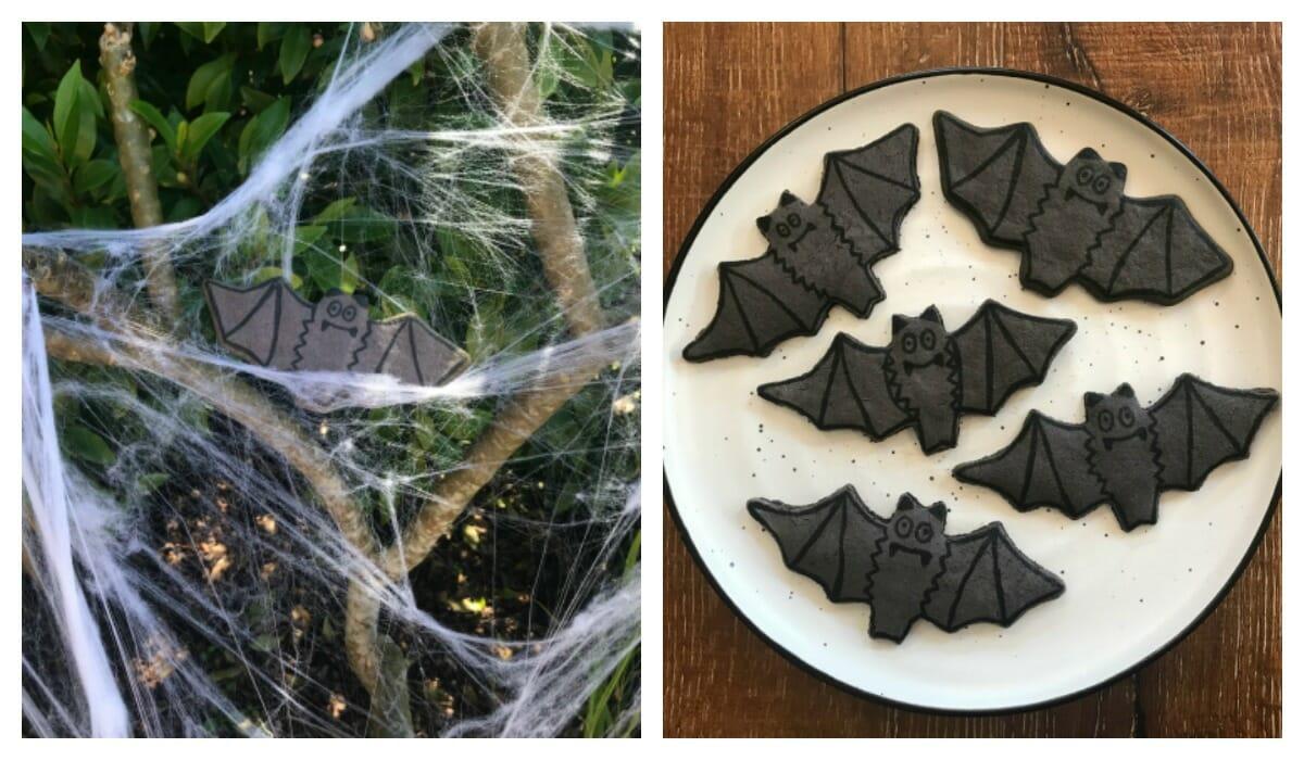 Steph Mattiott ginger bats healthy mummy halloween
