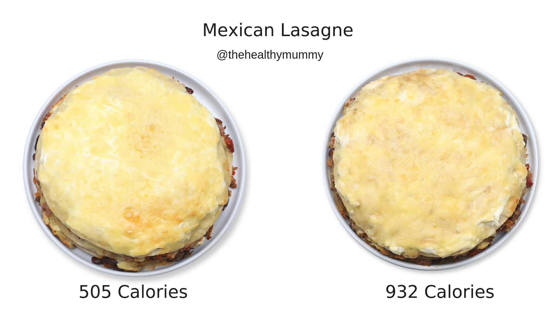 The Food Swaps That Can Almost HALVE The Calories in Your Meals