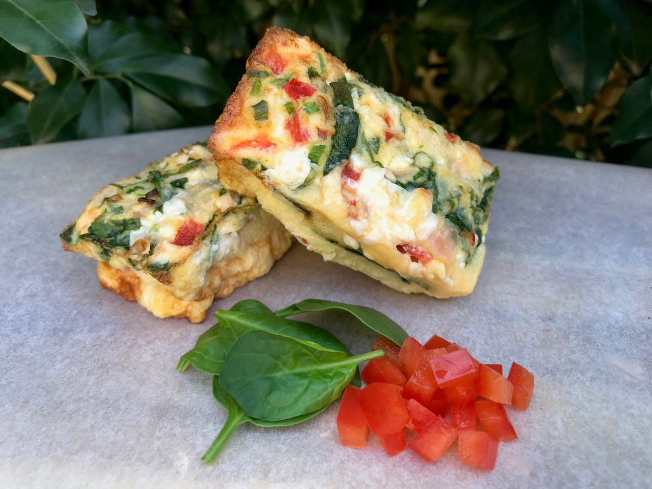 Easy and Tasty Brekky Quiche