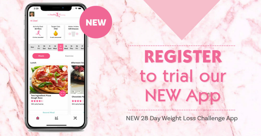 NEW 28 Day Challenge Weight Loss Challenge App- Tell us what