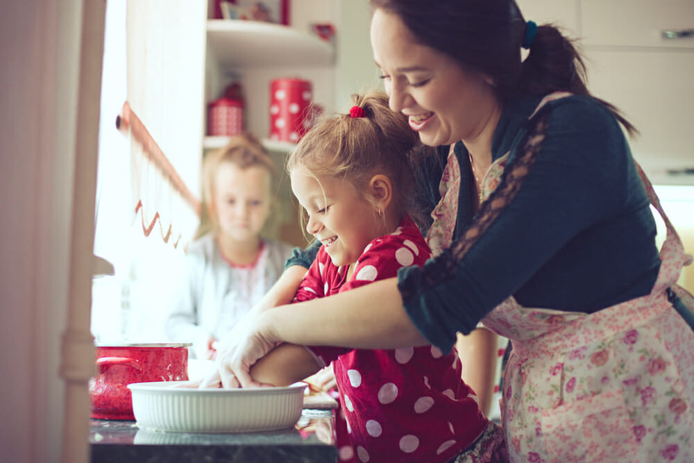 Juggle family life and cook healthy meals for your family