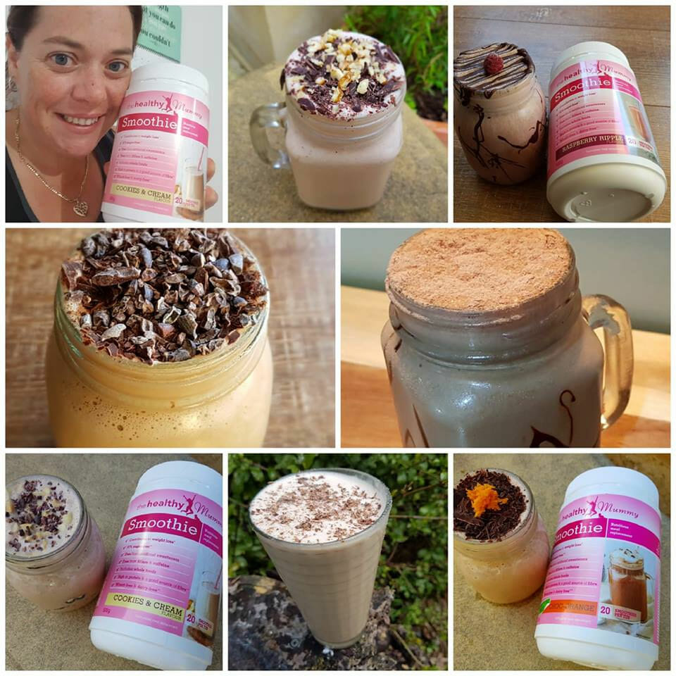 claire poole smoothies