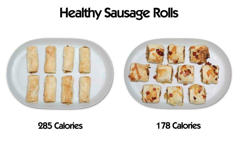 new sausage rolls