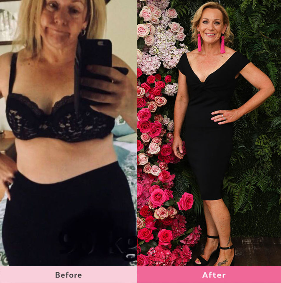 Jenni lost 35kg on the 28 Day Weight Loss Challenge