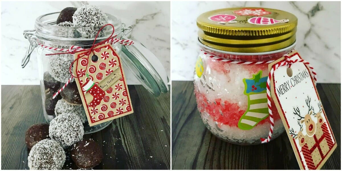 Simple, Healthy Homemade Christmas Treats To Make With