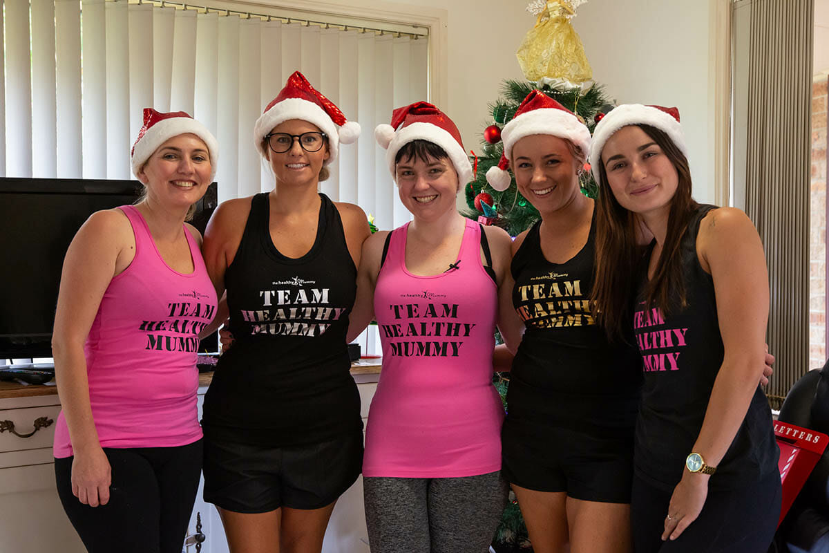 Healthy_Mummy_Gift_of_Christmas_Team_and_Nicole