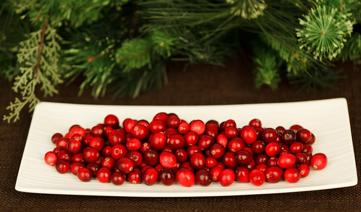 cranberries superfood safety over 45