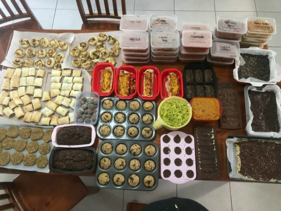 Jessica-pregnancy-meal-prep