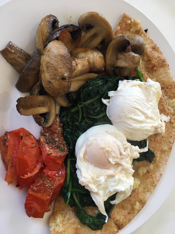 AnneMaree Chapman Breakfast Grill